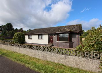 Thumbnail 3 bed detached bungalow for sale in The Gables Moss Side, Nairn