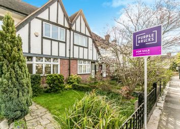 4 bed terraced house for sale in Princes Gardens, West Acton W3