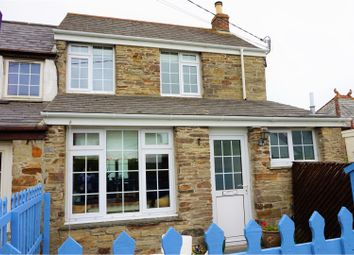 Thumbnail 2 bed cottage for sale in Goonown, St. Agnes