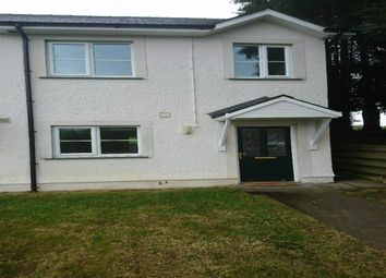 Thumbnail 2 bed end terrace house to rent in Nant Fach, Llangybi, Ceredigion