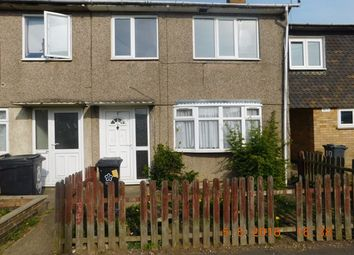 Thumbnail 3 bed terraced house to rent in Dupont Close, Glenfield, Leicester