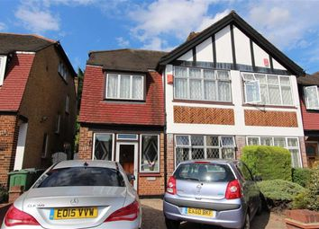 Thumbnail 3 bedroom semi-detached house for sale in Endlebury Road, North Chingford, London