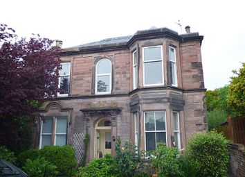 Thumbnail 3 bed flat for sale in Glebe Terrace, Alloa, Clackmannanshire