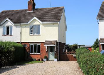 Thumbnail 3 bed semi-detached house for sale in Station Road, Firsby, Spilsby
