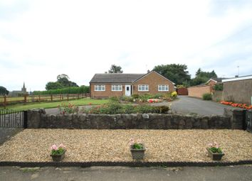 Thumbnail 3 bed bungalow for sale in Church Road, Peckleton, Leicester