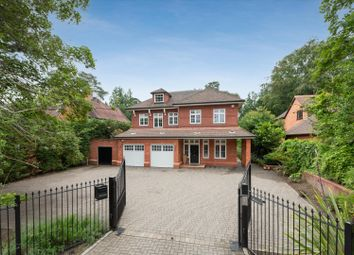 Thumbnail 6 bed detached house for sale in Friary Road, South Ascot, Berkshire