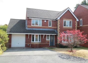 Thumbnail 4 bed detached house for sale in Wood View, Bignall End, Stoke-On-Trent