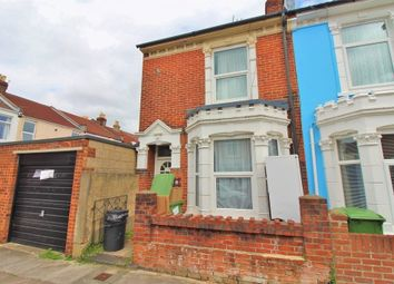 Thumbnail 3 bed end terrace house for sale in Percival Road, Portsmouth