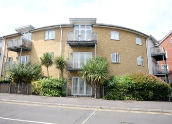 Thumbnail 2 bedroom flat to rent in Jetty House, Bridge Wharf, Chertsey, Surrey