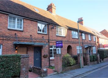 Thumbnail 3 bed terraced house for sale in Swan Lane, Winchester