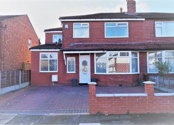 Thumbnail 5 bed semi-detached house for sale in Daventry Road, Manchester