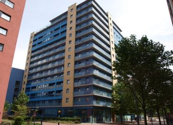 Thumbnail 2 bed flat to rent in Western Gateway, Docklands