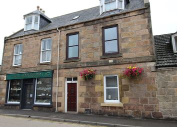 Thumbnail 1 bed flat to rent in High Street, Fochabers