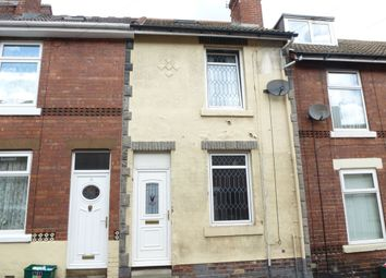 Thumbnail 2 bed terraced house for sale in Athelstane Road, Conisbrough, Doncaster