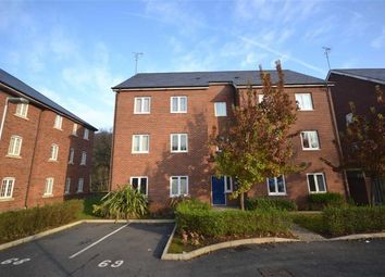 Thumbnail 2 bed flat for sale in Ribblehead Court, Manchester