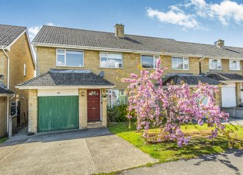 Thumbnail 3 bed semi-detached house for sale in Tyning Road, Winsley, Bradford-On-Avon