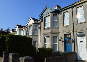 Thumbnail 4 bed terraced house for sale in Babbacombe, Torquay