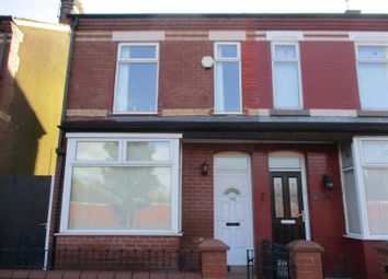 Thumbnail 3 bed property to rent in Cromwell Road, Salford