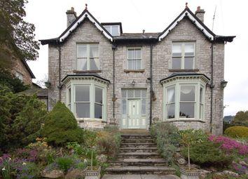 Thumbnail 9 bed detached house for sale in Rockwood, Rockland Road, Grange-Over-Sands
