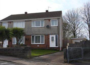 Thumbnail 3 bed property for sale in Fairview Close, Llansamlet, Swansea