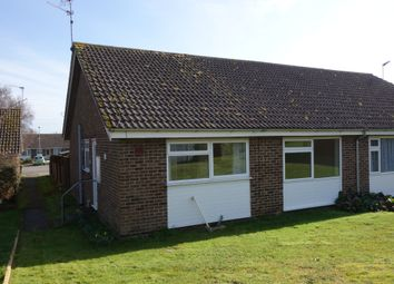 Thumbnail 2 bed semi-detached bungalow for sale in Andrew Johnston Way, Halesworth