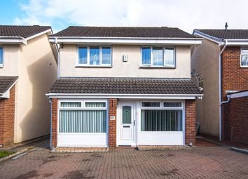 Thumbnail 4 bed detached house for sale in Bannockburn Place, Kilmarnock