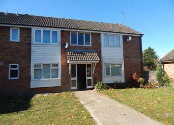 Thumbnail 1 bed flat for sale in 21 Barrett Close, Kings Lynn, Norfolk