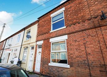 Thumbnail 2 bed terraced house for sale in Ratcliffe Road, Loughborough