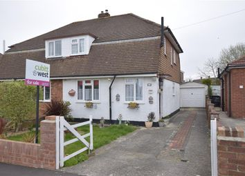Thumbnail 3 bed semi-detached house for sale in Privett Road, Waterlooville, Hampshire