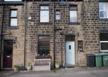 Thumbnail 3 bed terraced house to rent in Carr Road, Calverley