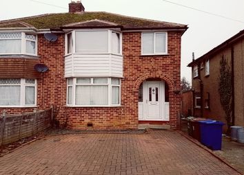 Thumbnail 3 bed semi-detached house to rent in Sinclair Avenue, Banbury