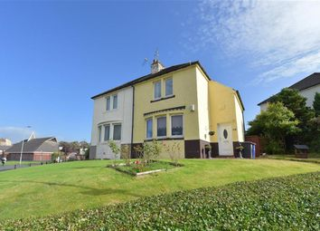 Thumbnail 2 bedroom semi-detached house for sale in Crags Road, Paisley