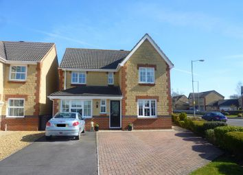 4 bed detached house for sale in Jasmine Way, Trowbridge BA14