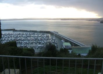 Thumbnail 2 bed flat to rent in Warren Road, Torquay