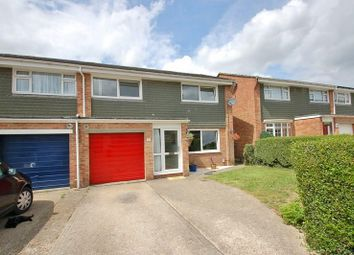 Thumbnail 3 bed semi-detached house for sale in Woodhall Way, Fareham