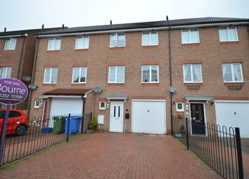 Thumbnail 4 bed town house for sale in Woodland Walk, Aldershot, Hampshire