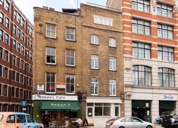 Thumbnail 4 bedroom town house for sale in West Smithfield, London