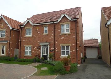 Thumbnail 4 bed detached house for sale in Maybell Close, Gainsborough