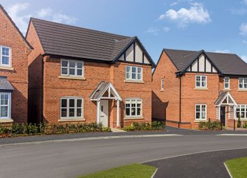 """Thumbnail 4 bed detached house for sale in """"The Berrington"""" at Walford Close, Wimborne"""
