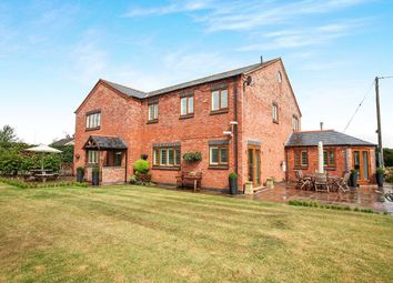 Thumbnail 6 bed detached house for sale in Coton, Whitchurch