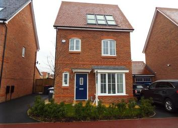 Thumbnail 4 bedroom detached house for sale in Malkins Wood Lane, Worsley, Manchester, Greater Manchester