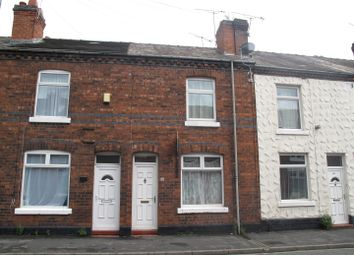 Thumbnail 2 bedroom terraced house to rent in Ramsbottom Street, Crewe