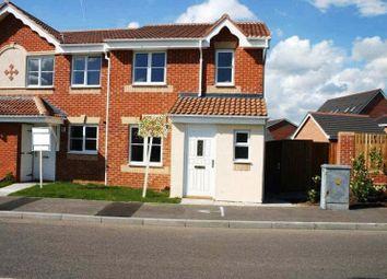 Thumbnail 3 bed town house to rent in Lake Terrace, Melton Mowbray