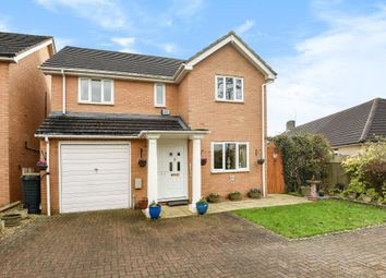 Thumbnail 3 bed detached house for sale in Alvescot Road, Carterton