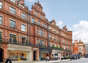 Thumbnail 5 bedroom maisonette for sale in South Audley Street, Mayfair