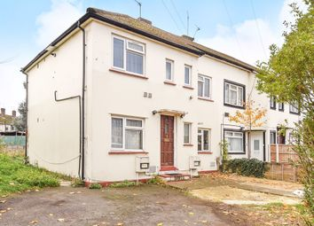 Thumbnail 2 bed maisonette for sale in The Crescent, Harlington, Hayes