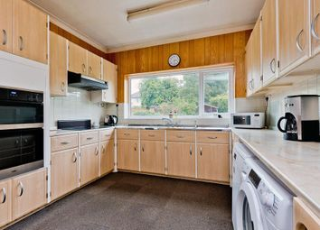 Thumbnail 3 bed detached bungalow for sale in Meadow Walk, Ewell, Epsom