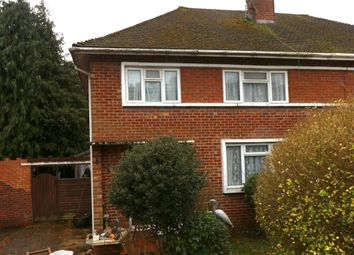 Thumbnail 3 bed semi-detached house for sale in Fernhill Close, Blackwater, Camberley
