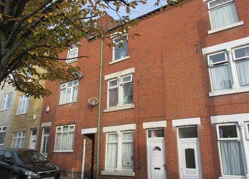 Thumbnail 4 bed terraced house for sale in Graham Street, Ilkeston, Nottingham