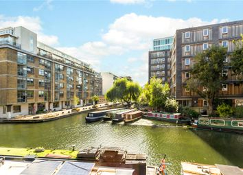 Thumbnail 2 bedroom flat for sale in Islington Canalside, 10 Baldwin Terrace, London
